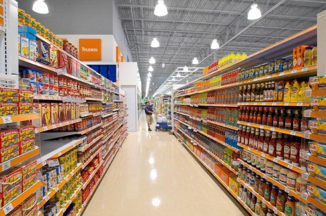 supermercado nocivo