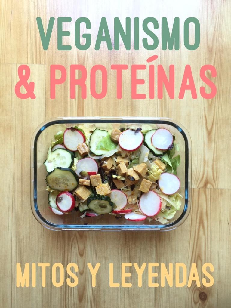 proteina y veganismo