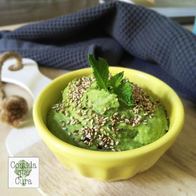 pate-guisantes-saludable-vegano